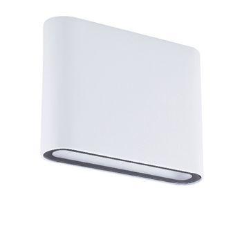 Smartwares GWI-003-DH Wandlamp – Ultra dun – Geïntegreerde LED lampen – 2-lichts <br /> De Smartwares GWI-003-DH Wandlamp is een moderne lamp voor aan vrijwel iedere muur. De lamp schijnt door de dubbele LED verlichting zowel naar boven als naar onder. Door het