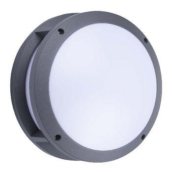 Smartwares GWL-001-HS Pete buitenlamp – Inclusief LED lamp – Huisnummer stickers <br /> De Smartwares GWL-001-HS Pete buitenlamp is ideaal voor bij je voordeur. De lamp wordt inclusief huisnummer stickers geleverd waarmee jij je eigen lichtgevende huisnummer la