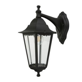 Wandlamp Buiten Nee Zwart