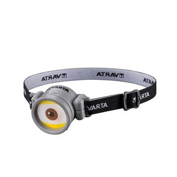 Hoofdlamp 1 LED Zwart / Wit