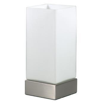 Tafellamp Touch-Functie 40 W Geborsteld Wit