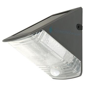 Type: Olav<br /> LED muurlamp met solar en bewegingsmelder.