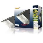 Ranex Solar Wandlamp 1 LED Zwart