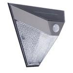 Ranex Solar Wandlamp LED Zilver