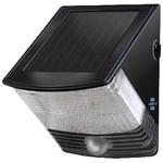 Brennenstuhl Solar Wandlamp 2 LED Zwart