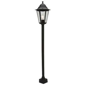Ranex 5000.037 Classico lantaarn – Aluminium/glas – Klassieke lantaarn <br /> De Ranex 5000.037 Classico lantaarn is perfect terras of tuin een klassiek landelijke uitstraling te geven. De lantaarnpaal beschikt een lantaarn met E27 fitting, geschikt voor lichtb
