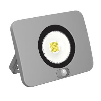 Floodlight LED sensor 10 W 720 lm 4000 K IP44