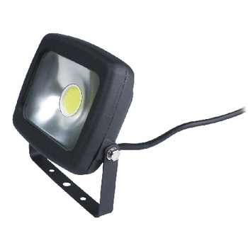 LED Floodlight zonder Driver 11 W 1045 lm Zwart