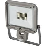 Brennenstuhl LED Floodlight met Sensor 50 W 4770 lm Zilver