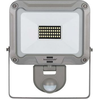LED Floodlight met Sensor 30 W 2930 lm Grijs