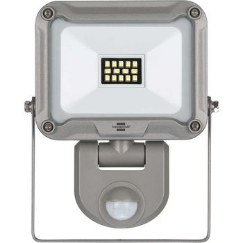 Suitable for installation indoors and outdoors, IP 44. 10 W high-power chip LED light for wall installation, with extra wide light diffusion to illuminate a large area. Ideal for hobbyists, workshops and construction sites. Automatically illuminates house