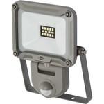 Brennenstuhl LED Floodlight met Sensor 10 W 900 lm Grijs