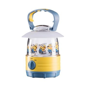 Attractive lantern for children in Minions design. With rotation switch for on/off. Works up to 35 hours.