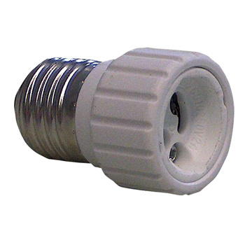 Lamp Adapter GU10 naar E27