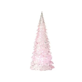 Mini Christmas tree lamp.<br /> <br /> Excluded 3xAAA batteries
