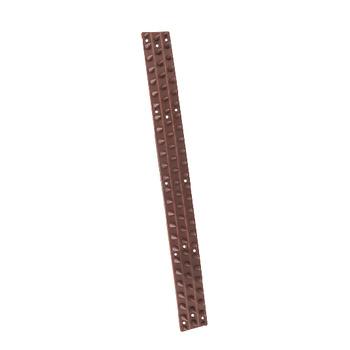 Bevestig deze anti-klimstrip op een muur, schutting of poort en bescherm uzelf tegen ongewenste bezoekers. De anti-klimstrip schrikt inbrekers af, maar is ook zeer effectief tegen katten, vogels en andere dieren die graag over uw hek klimmen of erop gaan