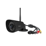 Foscam FI9912P Full HD 2MP wireless IP camera for outside with SD card slot - Black