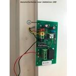 Flash professionale, modello basso + JB-111N