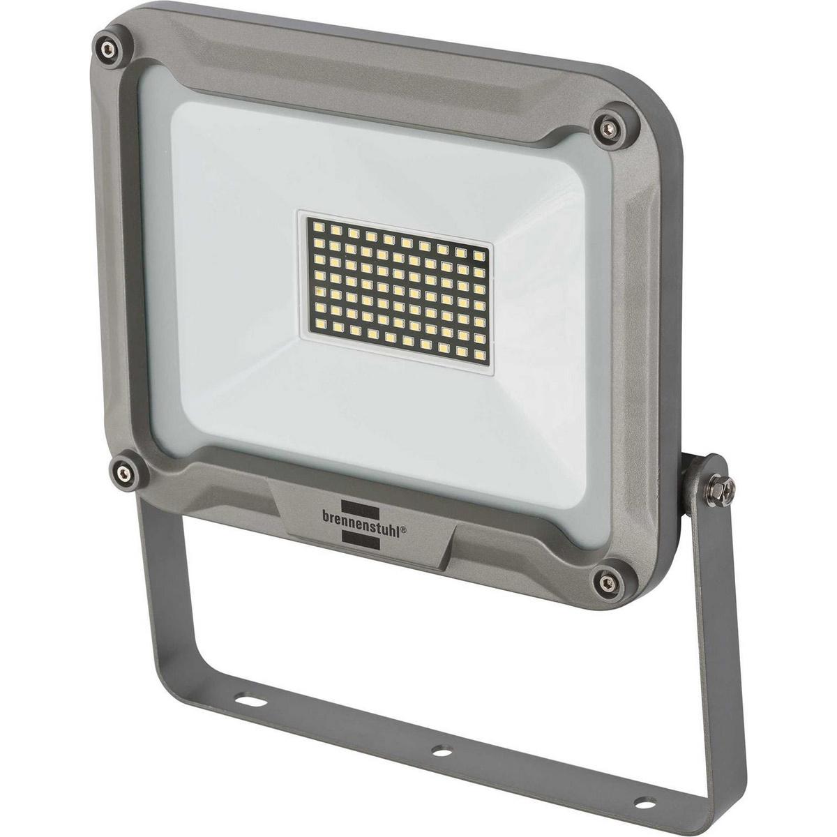 Holofote LED 50 W 4770 lm prateado
