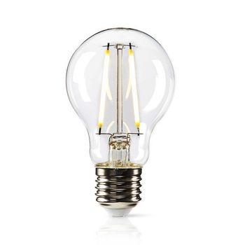 Dimbare retro LED-gloeilamp E27   A60   5,4 W   470 lm