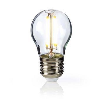 Retro LED-gloeilamp E27   G45   4,8 W   470 lm