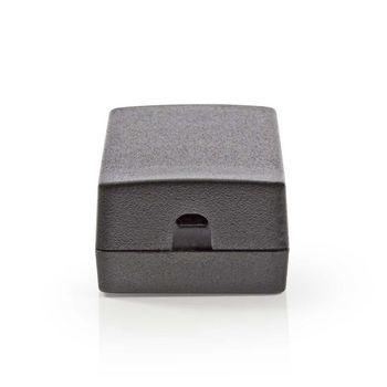 Lichtdimmer | Snoerdimmer | 1 - 40 W | Zwart