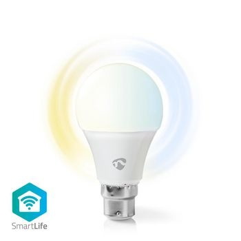 Wi-Fi smart LED-lamp | Warm- tot Koud-Wit | B22