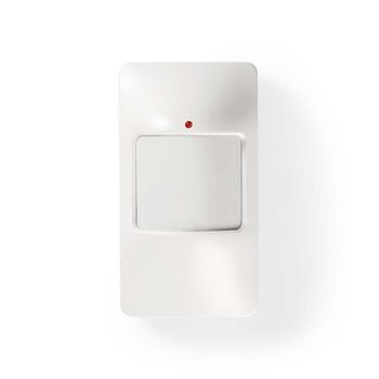De dummy-bewegingssensor voor binnen helpt om indringers af te schrikken. <br /> Het heeft een professioneel ontwerp met een ingebouwde LED, knippert elke 20 seconden, en is eenvoudig te monteren.