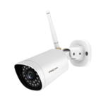 Foscam Cámara para exteriores G4P 4.0 MP Super HD WiFi (blanco)