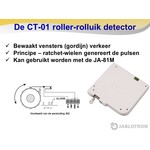 Jablotron Detector de persiana enrollable CT-01