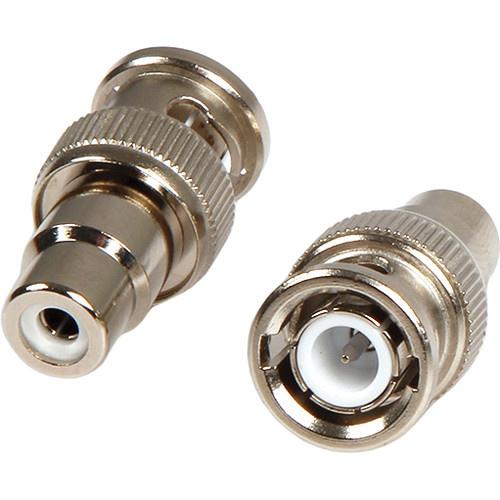 Connecteur à sertir BNC RG59 mâle - femelle RCA