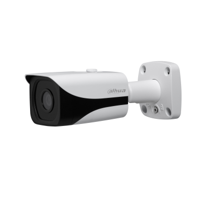 IPC-HFW4631E-SE, 6Mp, WDR 120dB, IR 40mtr,  Mini Bullet Netwerk Camera