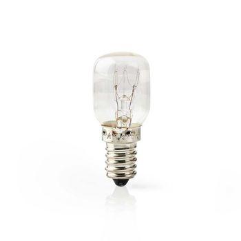 Ovenlamp van 40 W met gemiddeld 1000 branduren. <br /> De lamp werkt met 220 - 240 V, heeft een T29-vorm en is geschikt voor temperaturen van max. 300 C°.