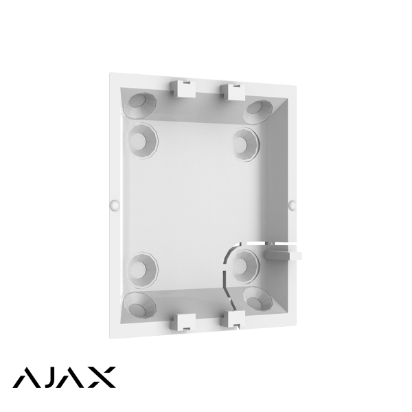 Caixa de suporte AJAX Motionprotect (branca)