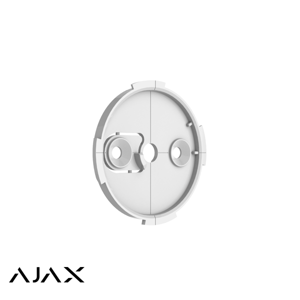 Estojo de suporte AJAX Homesiren (branco)