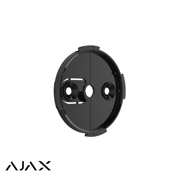 Caixa de suporte AJAX Homesiren (preto)