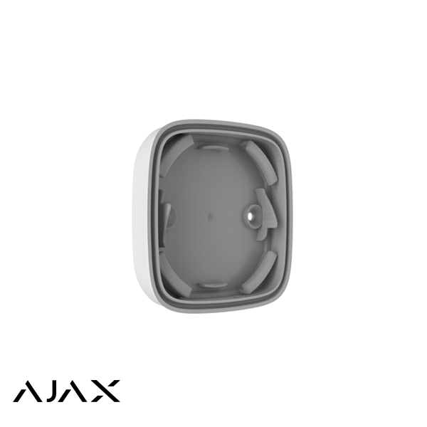 Estuche de soporte AJAX Streetsiren (blanco)