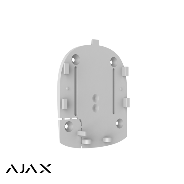 Estuche para soporte de buje AJAX (blanco)