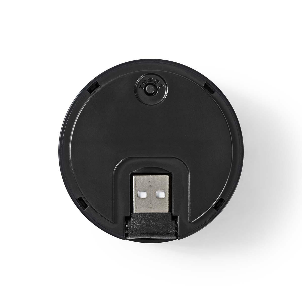 Expand your smart video doorbell with this wireless doorbell receiver. So you always know that someone is at your door, even if your smartphone is not within reach or off. Plug the doorbell receiver into a USB port and select melody and volume via the Sma