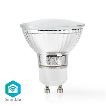 Wi-Fi Smart LED-Lamp | Warm Wit | GU10