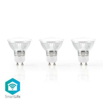 Administre su iluminación con esta lámpara inteligente que está conectada directamente a su enrutador inalámbrico / Wi-Fi para control remoto como parte de su sistema de automatización del hogar. Fácil de instalar No tiene que ser un talento técnico o un
