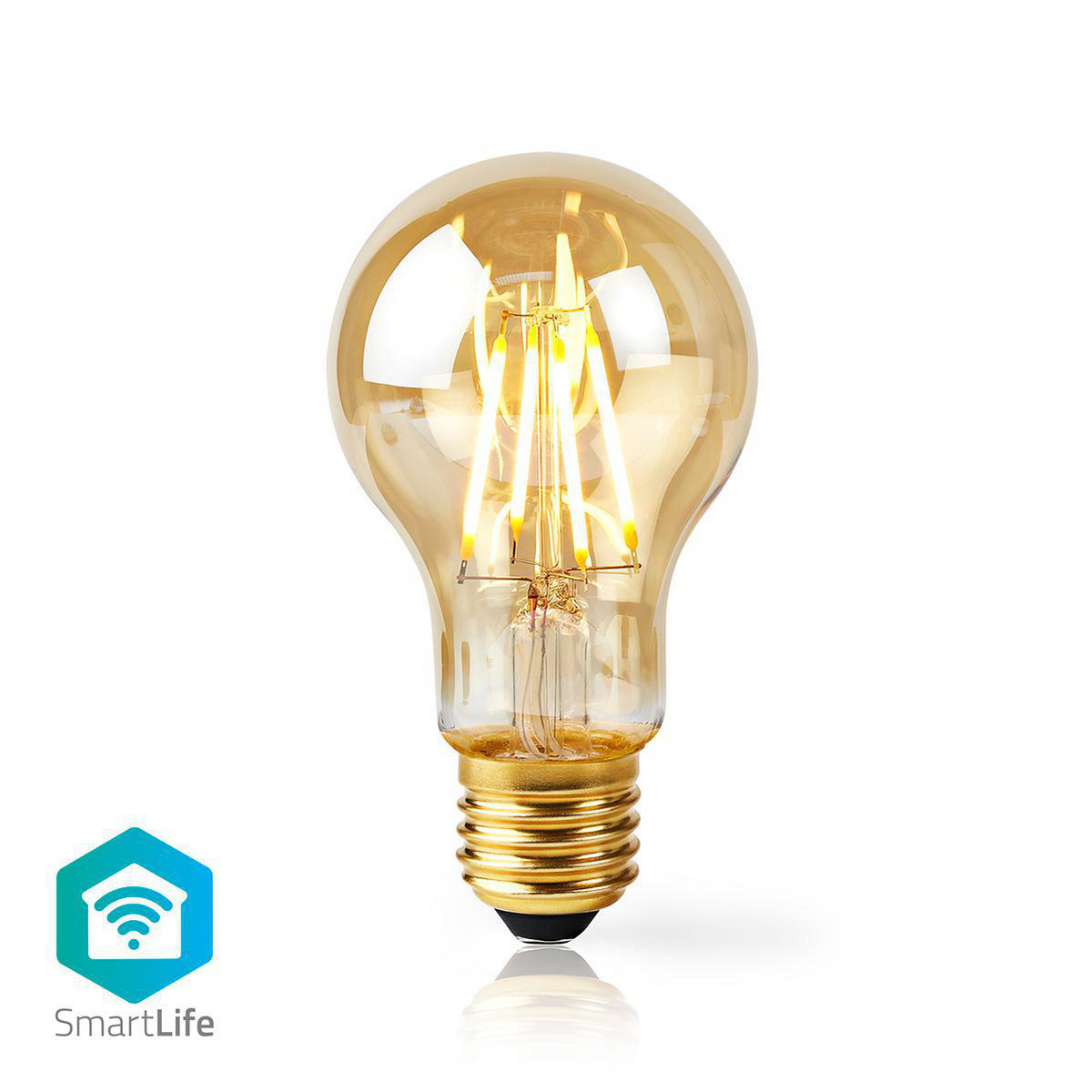 Smart LED Filament lampen