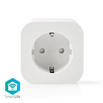 Controlla tutti i tipi di dispositivi elettrici da remoto semplicemente collegandoli a questa Smart Plug wireless. Quindi collegali al tuo smartphone o tablet tramite il router Wi-Fi. Facile da installare Non è necessario essere un miracolo tecnico o un e