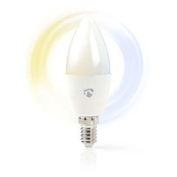 Gestisci le tue luci con questa lampada intelligente collegata direttamente al tuo router wireless / Wi-Fi per il controllo remoto come parte del tuo sistema di automazione domestica. Facile da installare Non devi possedere un talento tecnico o essere un