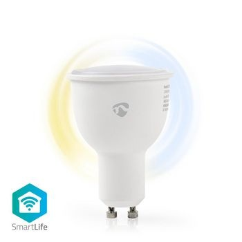 Beheer uw verlichting met deze slimme lamp die direct is aangesloten op uw draadloze/Wi-Fi-router voor bediening op afstand als onderdeel van uw woningautomatiseringssysteem.<br /> <br /> Eenvoudig te installeren<br /> U hoeft geen technisch talent te hebben of een elek