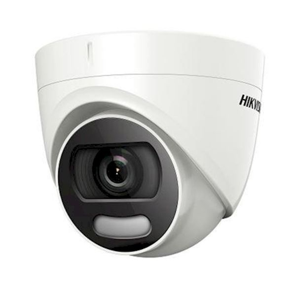 Important! Note whether your current recorder can handle the HD resolution of this camera. This is not an IP camera. ColorVu brings the best possible video solution by making smart use of white light! The camera is equipped with a sensor that, in the abse