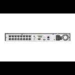 Hikvision DS-7616NXI-I2 / 16P / 4S, AcuSense, enregistreur vidéo réseau, 16 canaux IP, 16 ports PoE, 4K