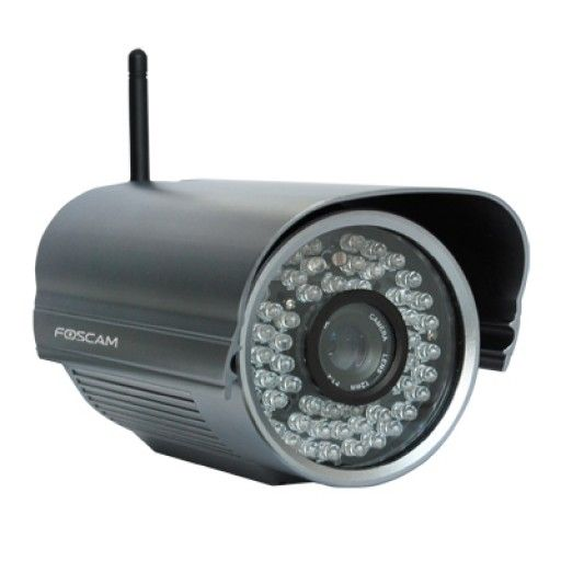 Bullet camera's