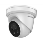 Hikvision DS-2CD2347G1-LU, ColorVu 4MP, torre IP, 120dB WDR, microfone embutido