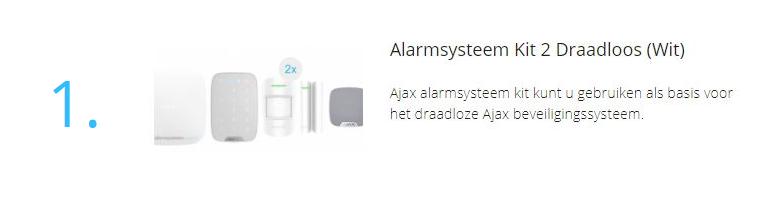 Welk alarmsysteem kiezen